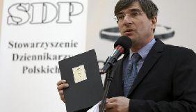 Головою Асоціації польських журналістів утретє обрали Кшиштофа Сковронського