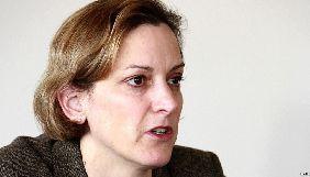 Американська журналістка Енн Епплбом презентувала в Києві книгу про Голодомор