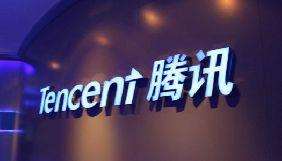 Китайська ІТ-компанія Tencent стала дорожчою за Facebook