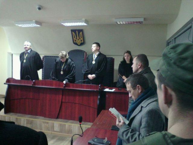 Обвинувачених у викраденні та вбивстві журналіста Сергієнка залишили під вартою