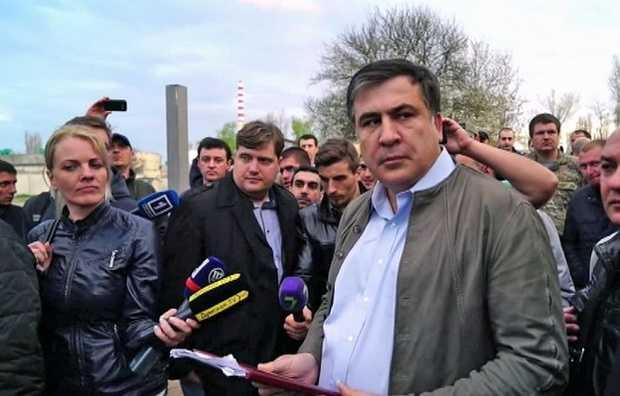 Журналісти продовжують розплачуватися за прорив Міхеїлом Саакашвілі кордону