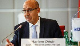 Представник ОБСЄ з питань свободи ЗМІ у Москві порушив питання щодо Сущенка, Семени і Асєєва