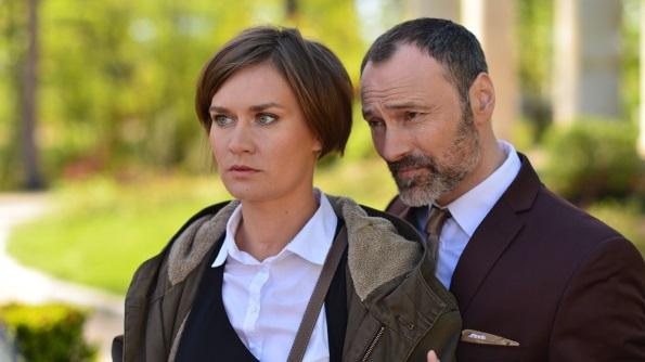 «Україна» покаже кримінальну мелодраму «Біле-чорне» з російською акторкою у головній ролі