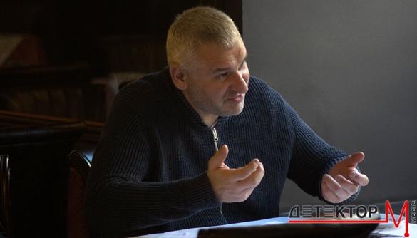 Фейгін заявляє, що пов'язана із Сурковим команда Портнова-Азарова хоче позбавити його можливості захищати українських політв'язнів