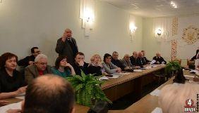 Рівненських журналістів не пустили на засідання вченої ради гуманітарного вишу