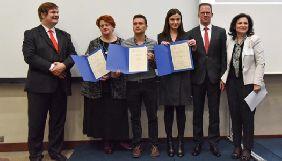 Журналісти-розслідувачі з України та Молдови здобули нагороди CEI SEEMO