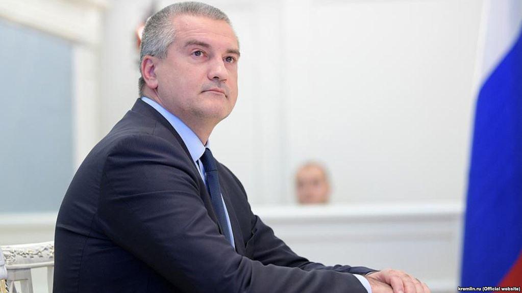 Аксьонов запропонував глушити радіосигнал з материкової України за прикладом КНДР