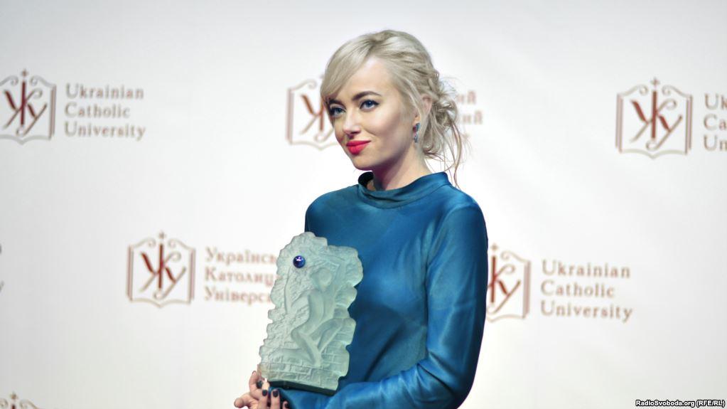 Авторку і ведучу програми «Схеми» Наталку Седлецьку нагороджено премією «Світло справедливості»