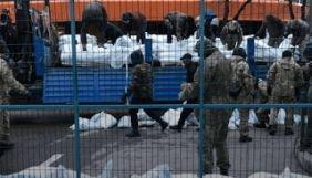 NewsOnе заявляє, що активісти знімуть блокаду і влаштують постійний блокпост біля каналу