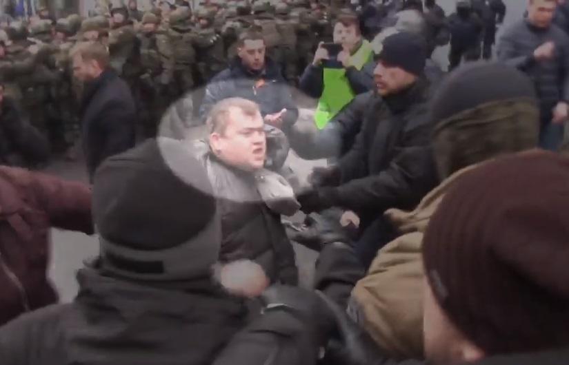 Речник МВС Артем Шевченко закликав журналістів не наслідувати «ганебні приклади» (ВІДЕО)