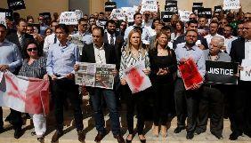 Прокуратура Мальти звинуватила трьох осіб у вбивстві журналістки Дафни Каруани Галіції