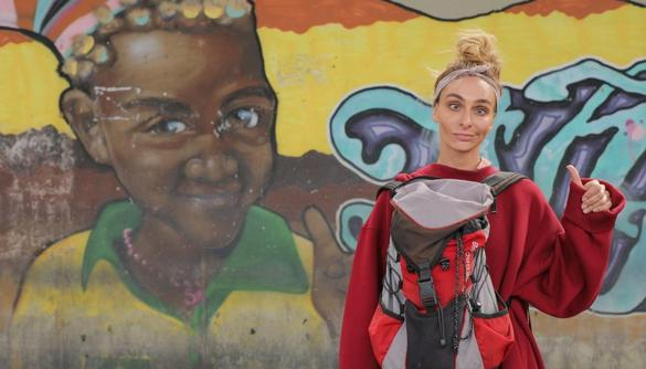 В спецвипуску програми «Орел и Решка» «Інтер» покаже персону нон-грата в Україні Катерину Варнаву