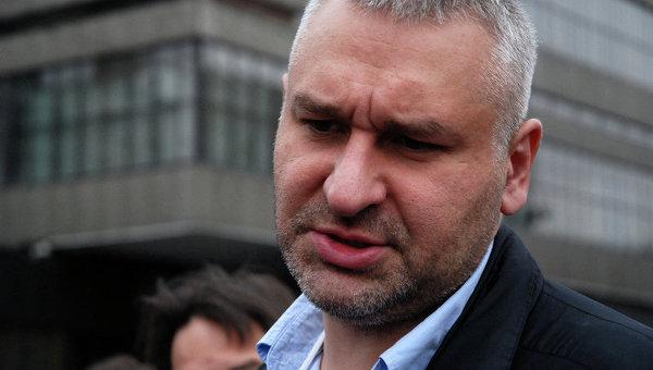 Скаргу від Шарія на захисника Сущенка підтримав Мін'юст РФ