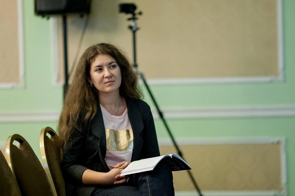 У журналістки Ірини Виртосу народилася донька