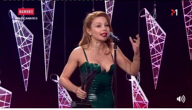 M1 Music Awards 2017 двічі відзначив Тіну Кароль