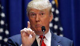 Трамп заявив, що ЗМІ вийшли з-під контролю, образившись на публікації про те, як він дивиться телевізор