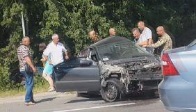 Слідство встановило, що Димінський був за кермом свого авто під час смеретльної ДТП на Львівщині – ЗМІ