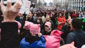 Словник Merriam-Webster обрав словом 2017 року «фемінізм»