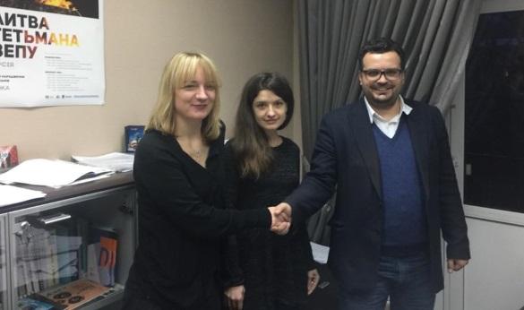 Укладено державний контракт на виробництво фільму Ірини Цілик «Жовтий автобус»