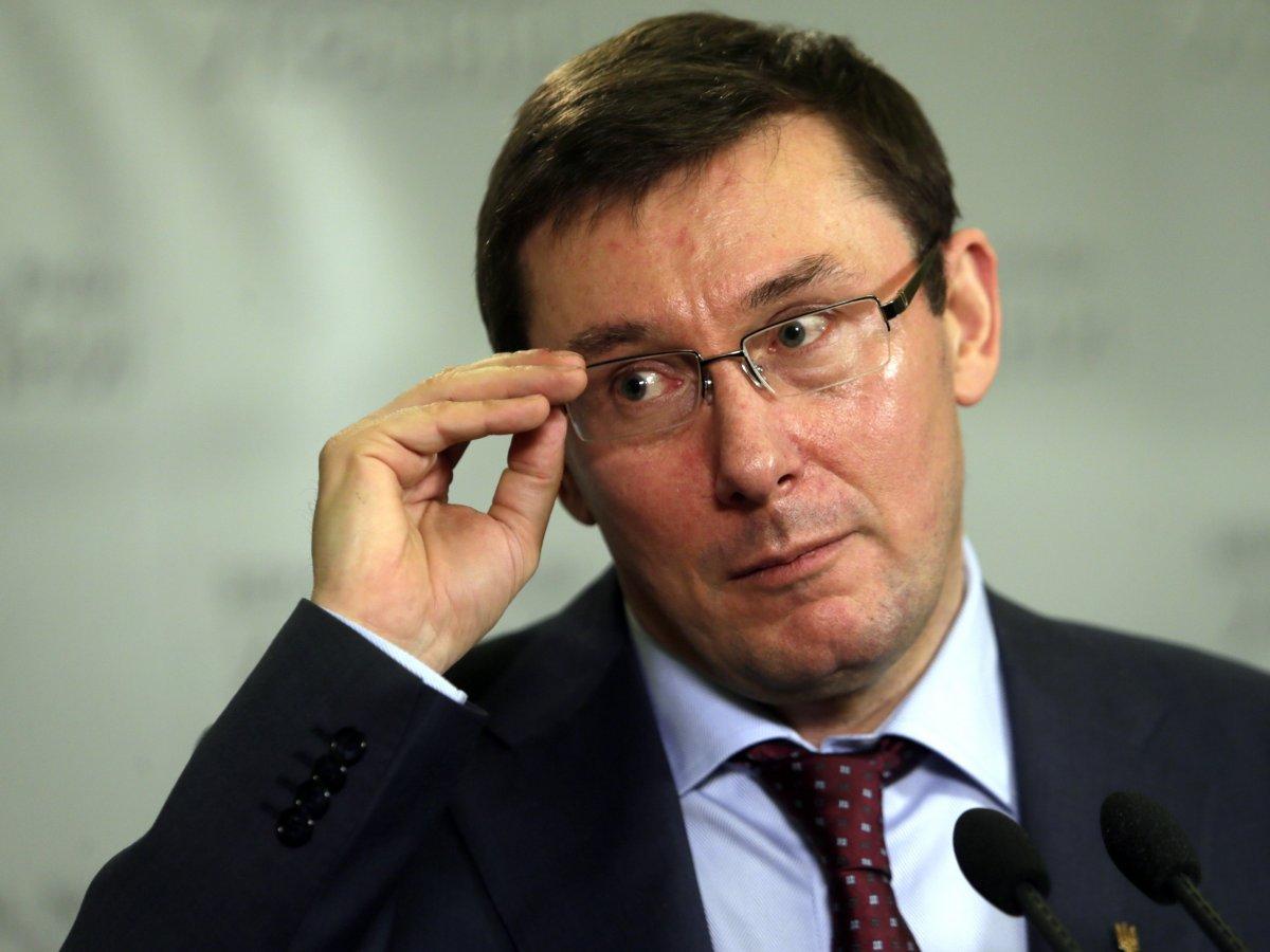 Юрій Луценко розповів, хто заважає встановити замовників убивства Георгія Гонгадзе
