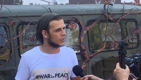 У Росії зняли з показу український фільм «Війна заради миру»