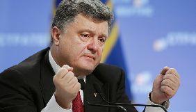Порошенко заявив, що запровадження мовних квот не призвело до падіння рейтингів радіостанцій