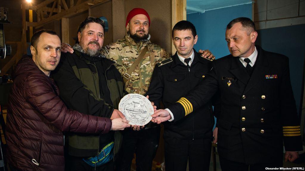 Прем'єру воєнної драми «Черкаси» про спротив російській агресії у Криму заплановано на серпень 2018 року