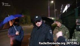 За бездіяльність під час нападу на журналістів «Схем» поліцейським винесли «дисциплінарку»