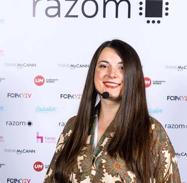 Дария Кабанова: Продукт и стратегии razom communications должны масштабироваться за пределами Украины