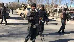 У Кабулі стався теракт біля офісу інформагенства: загинуло 40 людей