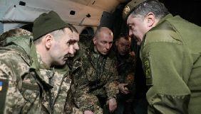 Порошенко пообіцяв, що Сущенко і Сенцов теж будуть звільнені з російського полону