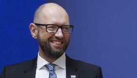 Яценюк продав свою частку власності каналу «Еспресо» за майже півтора мільйона доларів