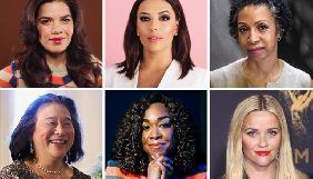 У Голлівуді акторки створили рух «Time's Up» для захисту проти сексуальних домагань