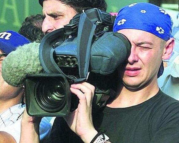 У Києві відкриють меморіальну дошку оператору Reuters Тарасу Процюку, який загинув на війні в Іраку 15 років тому
