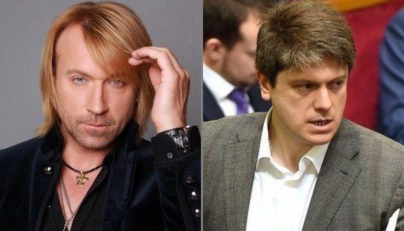 Упс, помилочка: ведучий NewsOne «записав» Олега Винника в нардепи