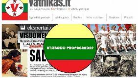 У Литві запустили сайт Vatnikas, який дуже схожий на український «Миротворець»