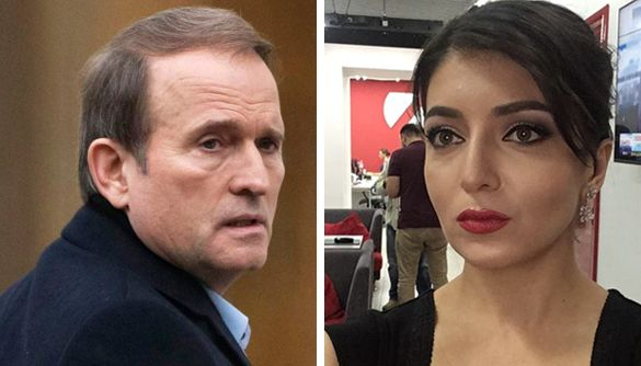 После увольнения с ZIKa Роксана Руно рассказала, что отказалась делать программу с Медведчуком