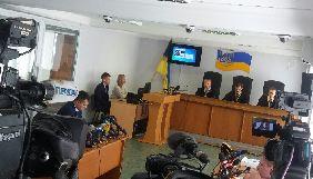 Суд заборонив знімати допит охорони Януковича на фото і відео