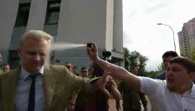 Справу голови ЦПК Шабуніна перекваліфікували в «побиття журналіста»: покарання – до п'яти років