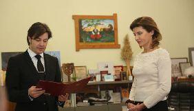 Головою Українського культурного фонду стала дружина Порошенка