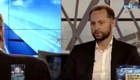 Олександр Харебін: Україні потрібно стати не як країна раніше Чорнобиля, а зараз війни на Донбасі, а частиною європейського майбутнього