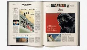 The New York Times випустила книгу, присвячену «Зоряним війнам»