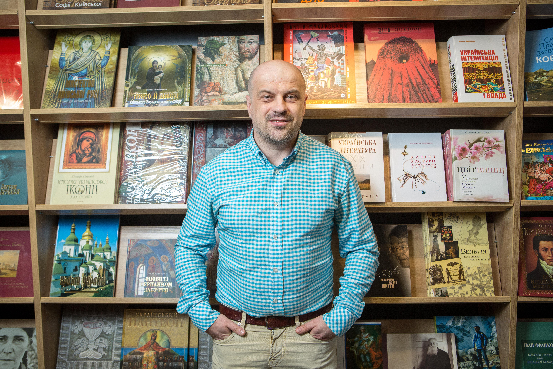 Журналіст «Нового времени» Максим Бутченко презентує власну книгу