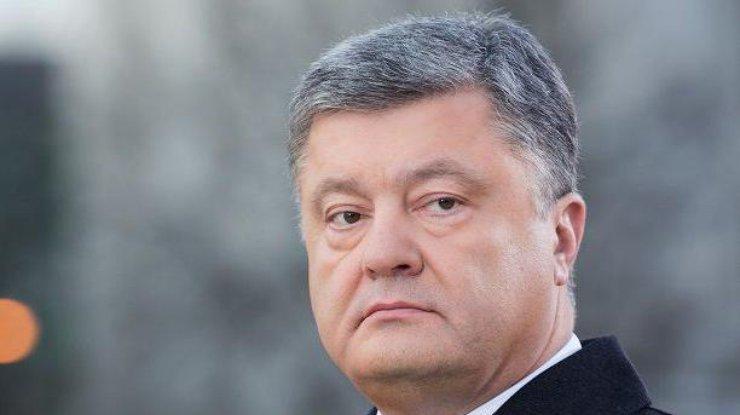 З нагоди Дня Соборності України Порошенко відзначив медійників та митців