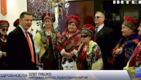 Олег Ляшко нащедрував в «Інтера» піарний сюжет замість чергового поливання брудом