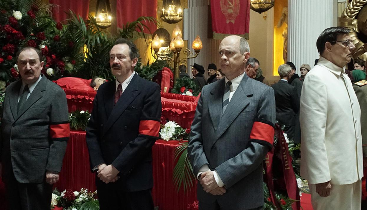 УРосії заборонили показ фільму «Смерть Сталіна»