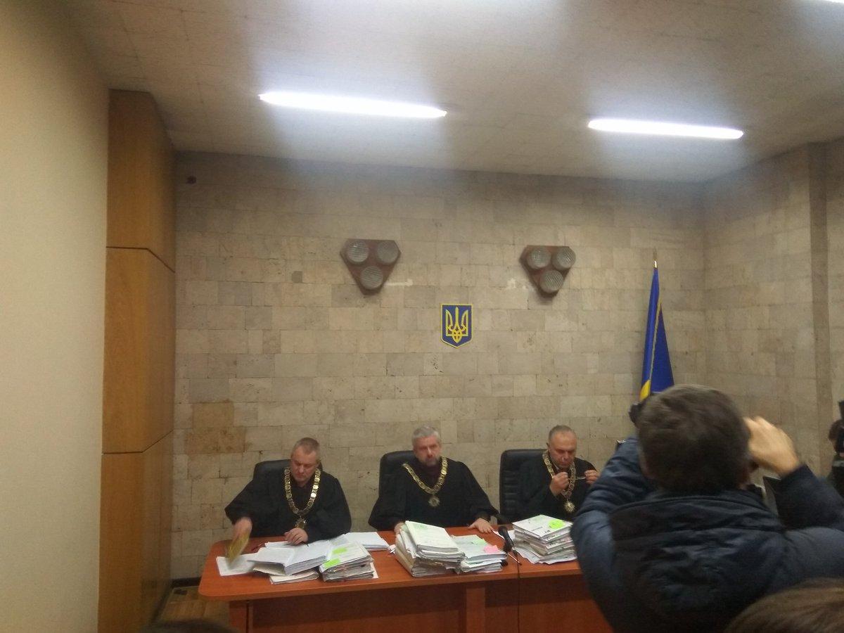Апеляційний адмінсуд дозволив співробітникам СБУ не розсекречувати декларації на вимогу Шабуніна