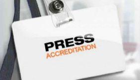 Житомирська облрада хоче скасувати акредитацію журналістів