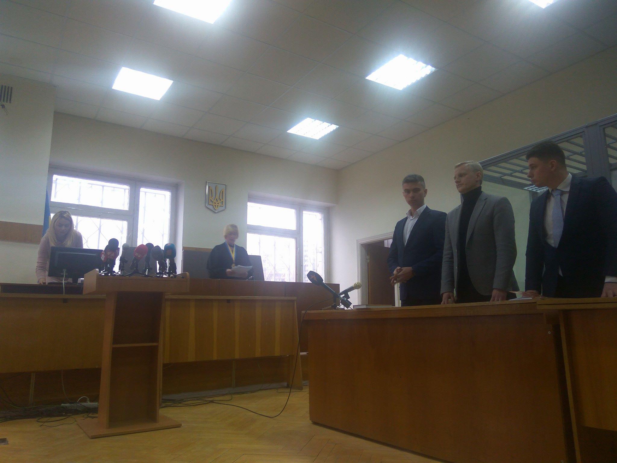 Суд над Шабуниным: акт первый