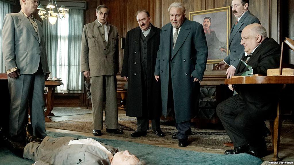 Російський «КиноСоюз» планує судитися з Мінкультом через фільм про Сталіна